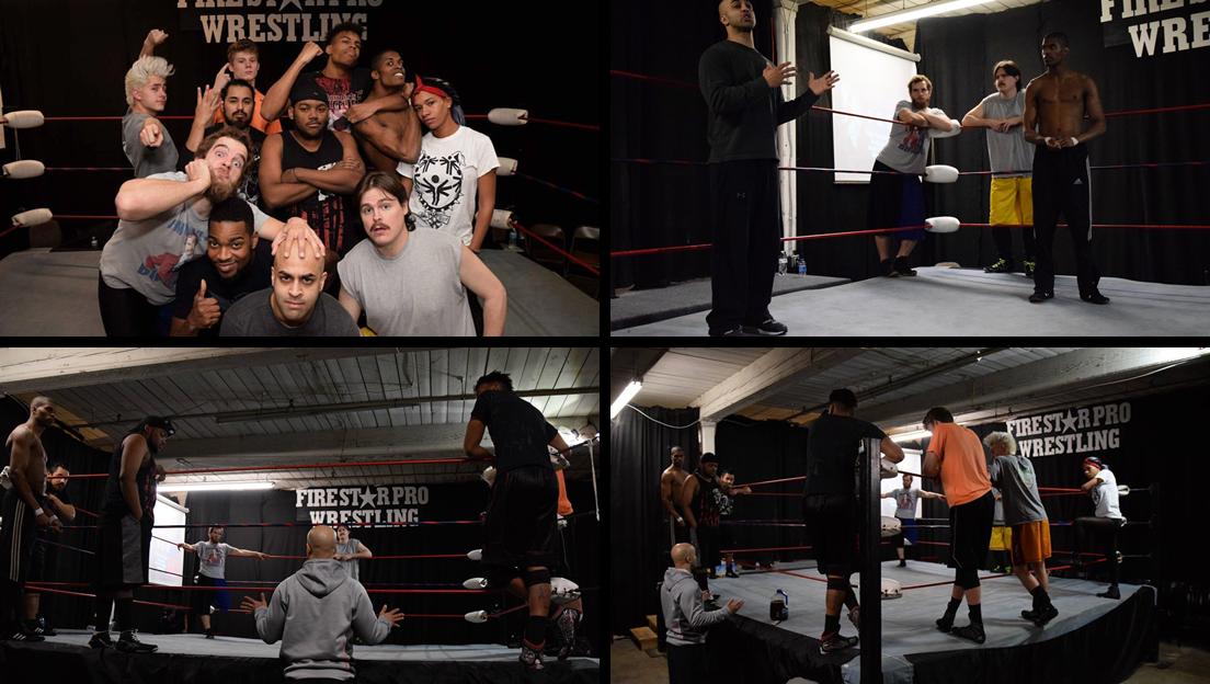Pro Wrestling Training School - Greensboro, NC